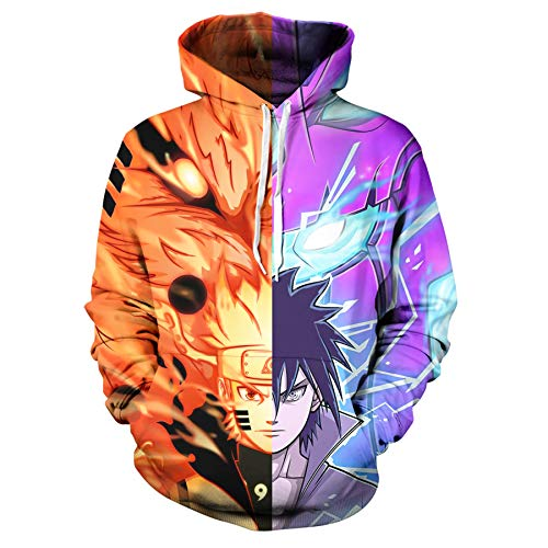Naruto Hoodies for Anime Lovers (Many)