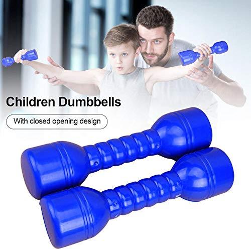N/Z Kinder Hantel Hand Gewichte Set , Kinder Hanteln Set , Hantel Gewicht Paar , Gewichte Fitness Home Gym Übung Langhantel Kinder Übung Fitness Sport Spielzeug