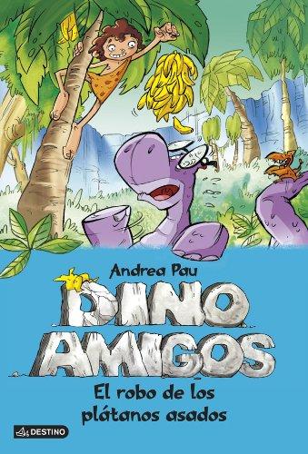 El robo de los plátanos asados: Dinoamigos 2