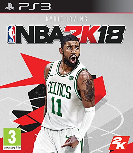 NBA 2K18 (PS3) (New)