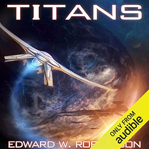 Titans cover art