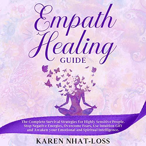 Empath Healing Guide cover art