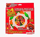 The Hot Chilli Challenge (Novelty Hot Chili Gummy Dare Game) - Great White Elephant Gift!