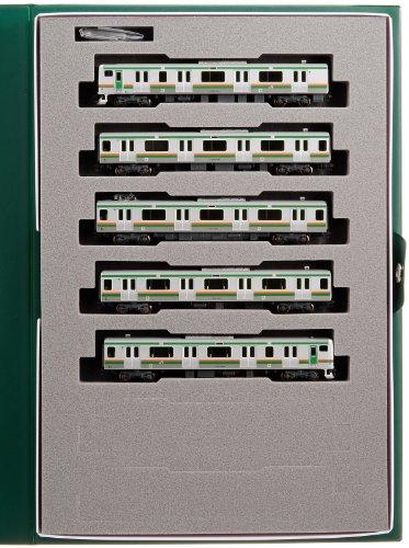 KATO Nゲージ E231系 東海道線・湘南新宿ライン 5両セット 10-522 鉄道模型 電車