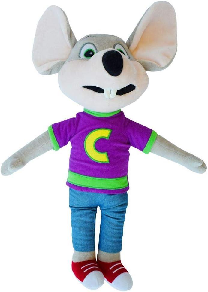 Chuck ショッピング E. Cheese Plush 40%OFFの激安セール Toy Stuffed