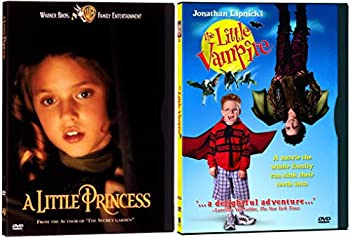 A Little Princess and The Little Vampire  Family Fun Movie DVD Collection