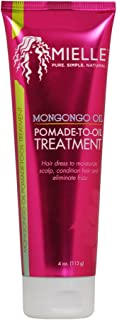 Mielle Mongongo Pomade to Oil Treatment