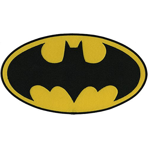 C&D Visionary Application DC Comics Batman Logo Back Patch