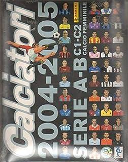 Album Calciatori 2004-2005 Sigillato e completo di tutte le figurine da attaccare