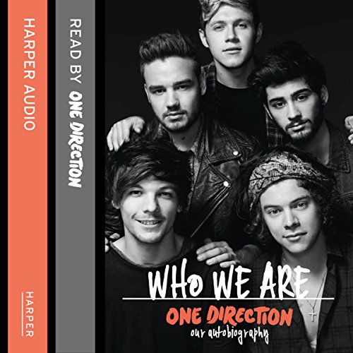 One Direction: Who We Are cover art