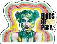 ハーレイ・クインの華麗なる覚醒 BIRDS OF PREY ダイカットステッカー/A