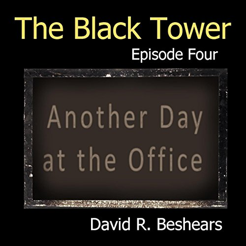 The Black Tower Serial audiobook cover art