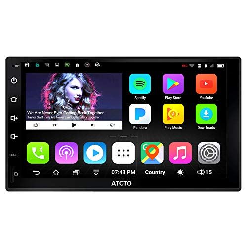 ATOTO A6 2DIN Android Car Navigation Stereo