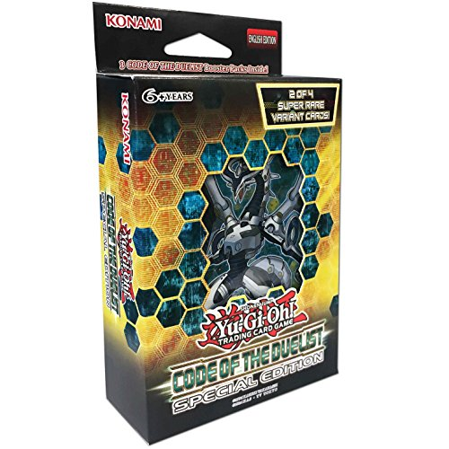 Yu-Gi-Oh! Cards Code of The Duelist Special Edition Deck
