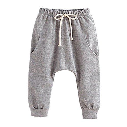 Tancurry Baby Kinderhosen Baggy Long Pants Casual Sport Hose Jungen Harem Pant