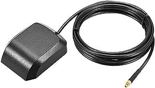 DyniLao GPS Active Antenna MMCX Macho Enchufe 27dB Cable Conector Aéreo Magnético 3 Metros M