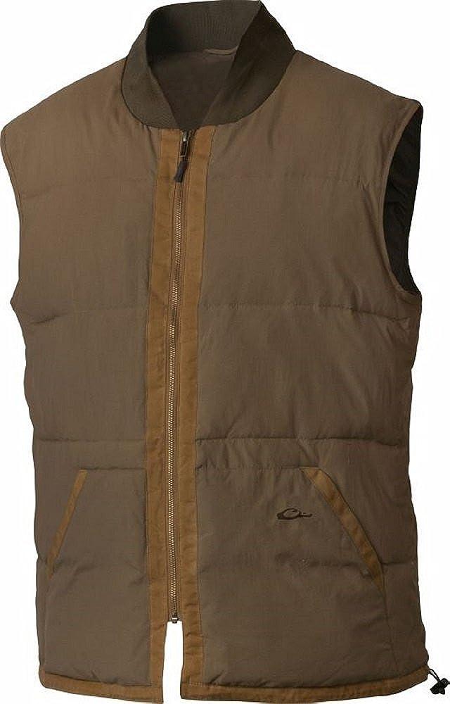 Drake Waterfowl Men's Plus Classics Casual Heritage Down Vest