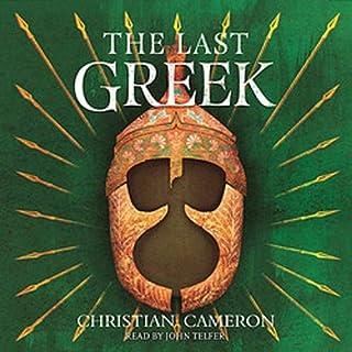 The Last Greek cover art
