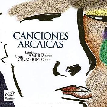 Canciones Arcaicas