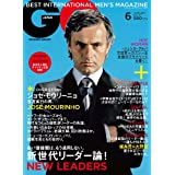 GQ JAPAN (ジーキュー ジャパン) 2011年 06月号 [雑誌]