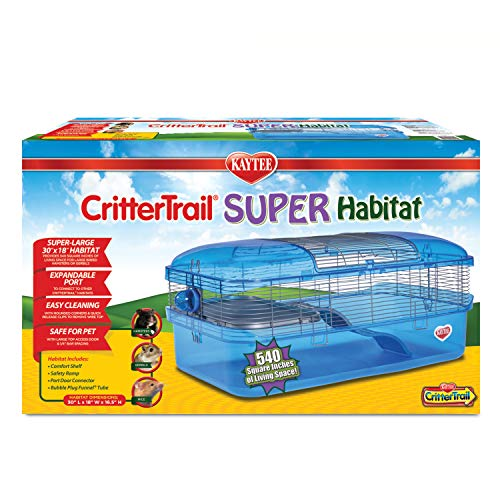 Kaytee CritterTrail Super Habitat for Small Animals