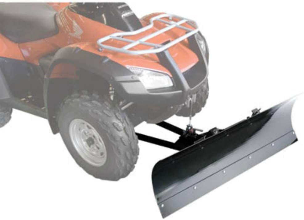 Snow Plow Kit Winch Equipped ATV Now free shipping 650 Arctic famous Blade for Cat 60