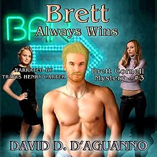 Brett Always Wins audiobook cover art