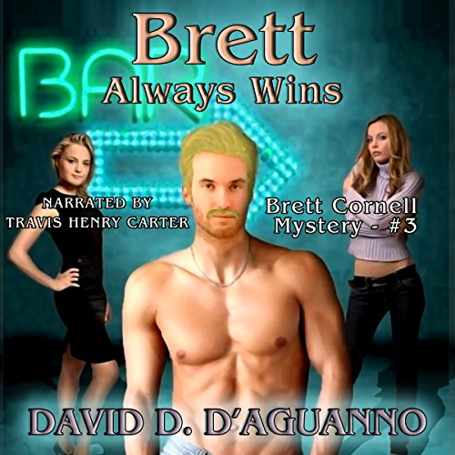 Brett Always Wins audiobook cover art