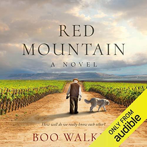 Page de couverture de Red Mountain