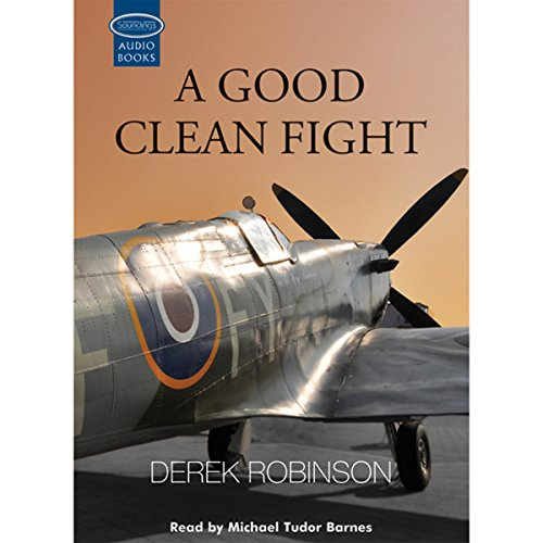 A Good Clean Fight audiobook cover art