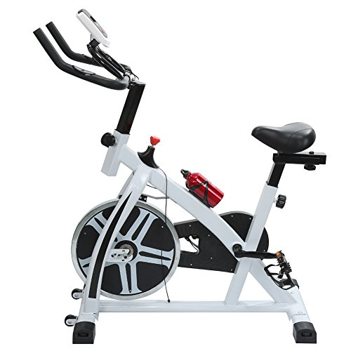 WeFun Cyclette da Casa,Bici da Fitness X-Bike con bollitore 110 x 44 x 110cm