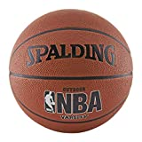 Spalding NBA Varsity Rubber Outdoor Basketball Official Size 7 (29.5 Inch)
