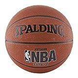 Spalding NBA Varsity Rubber Outdoor Basketball - Intermediate Size 6 (28.5')