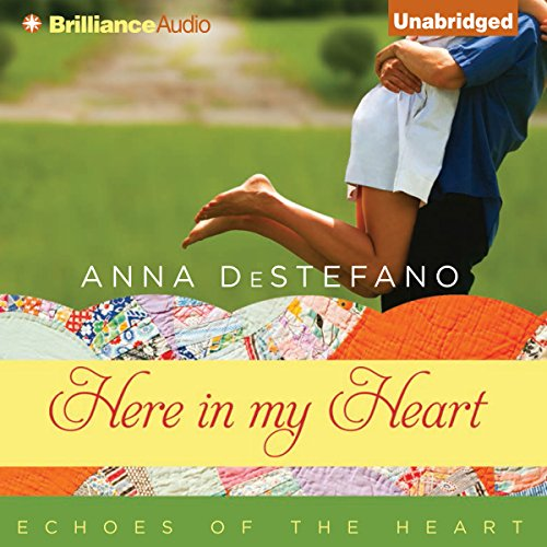 Here in My Heart audiobook cover art