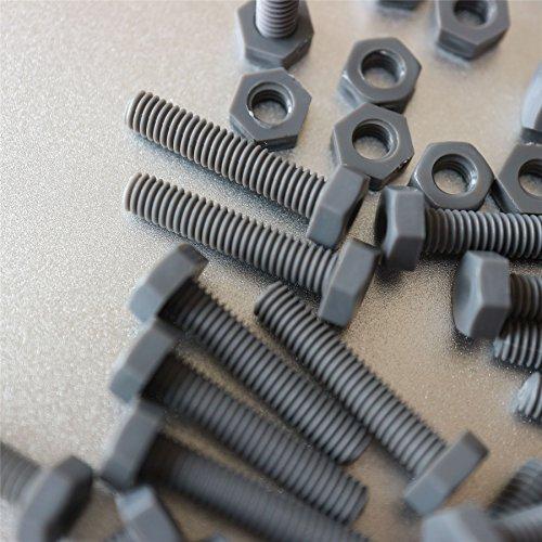 Rawlplug RAW69508 rawlok Hexagonale Écrou projetant Boulon M6 x 40 mm