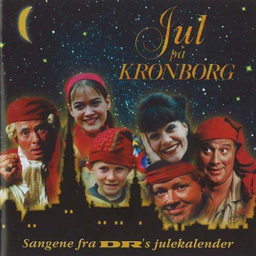 Cast of 'Jul På Kronborg'