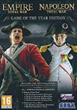 Empire & Napoleon Total War Goty Combo