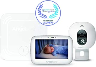 Angelcare AC527 Baby Breathing Monitor, with Video