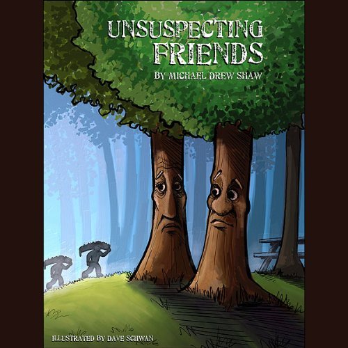 Unsuspecting Friends audiobook cover art