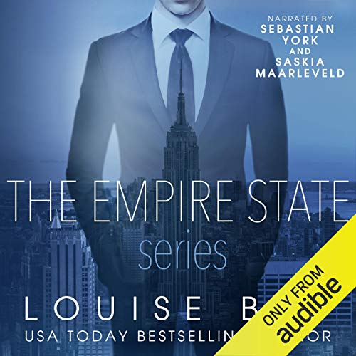 Page de couverture de The Empire State Series
