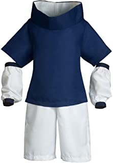 9404555a FREE Shipping on eligible orders. CosFantasy Naruto Sasuke Uchiha Cosplay  Costumes 1st ver Outfits mp002815