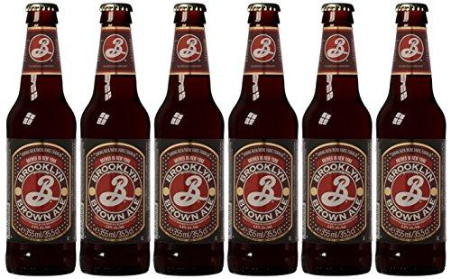Brooklyn, Cerveza rubia - 4 de 350 gr. (Total 1400 gr.)