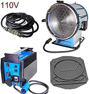 HMI Fresnel Tungsten Light 6000W for Photographic Equipment Moive Film Studio Video Lighting