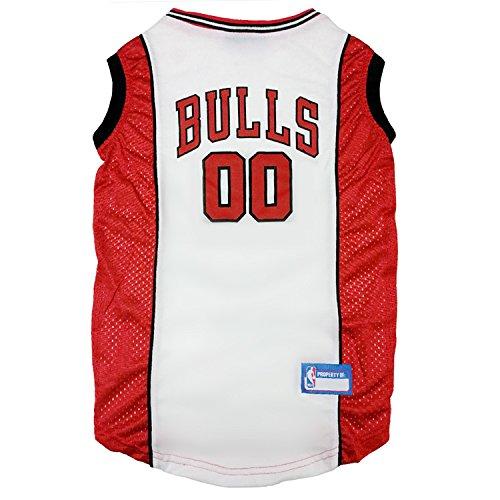 NBA CHICAGO BULLS DOG Jersey, X-Small