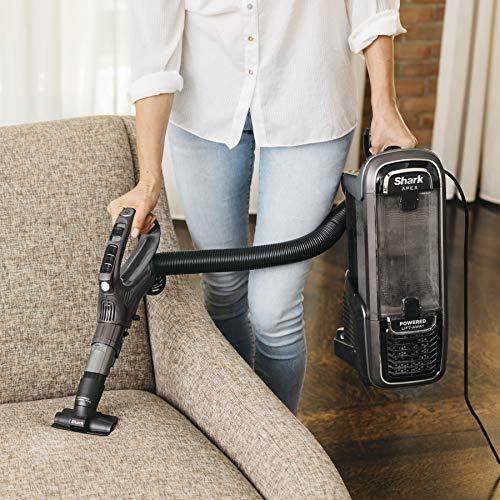 Shark APEX Upright DuoClean Lift-Away Vacuum (AZ1002)