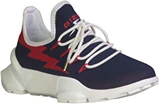 Giza Women's Mythos Running Shoes Navy/White/Red