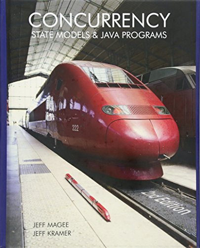 Concurrency: State Models and Java Programsの詳細を見る