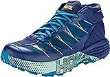 Hoka One One Speedgoat WP Mid-Cut - Zapatillas de running para mujer Seaport/Medieval Blue talla US 7 | EU 38 2/3 2019