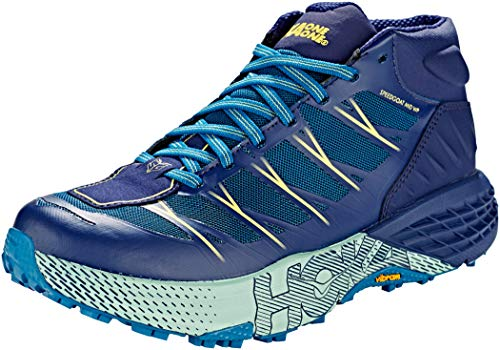 Hoka One One Speedgoat WP Mid-Cut - Zapatillas de running para...