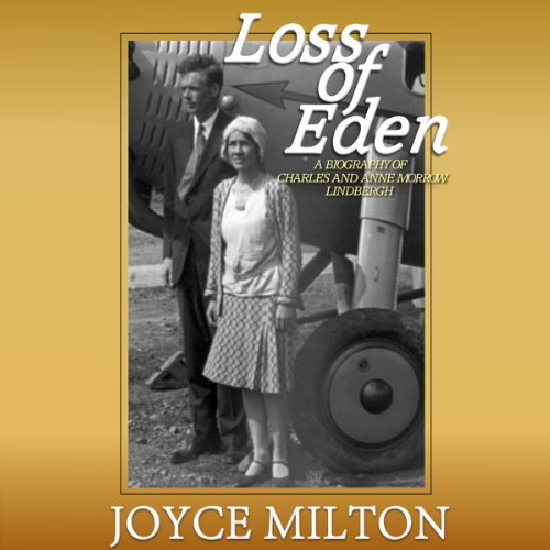 Loss of Eden audiobook cover art